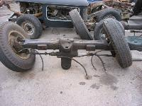 Tractor Axle
