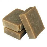 handmade neem oil soap