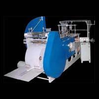 Semi Automatic carry bag making machine