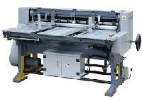 card board cutting machine