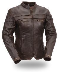 Mens Fancy Leather Jackets