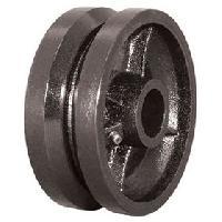 Cast Iron Track Wheels
