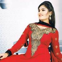 Salwar Suit, Saree Materials