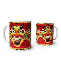 Cool Tiger Coffee Mug