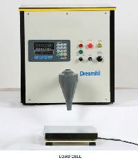 Semi Automatic Tabletop Powder Filling Machine