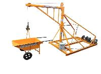 1342 Deluxe Building Material Lift