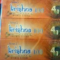 Krishna 100 Incense Sticks