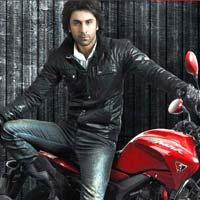 Hero Hunk Motorcycle
