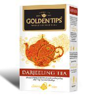 Golden Tips Darjeeling Tea 20 Full Leaf Pyramid Tea Bags