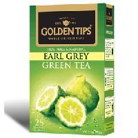 Golden Tips Earl Grey Green 25 Tea Bags