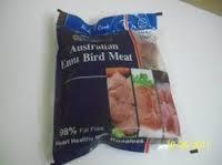 Emu Frozen Meat
