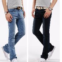 Low Bottom Jeans