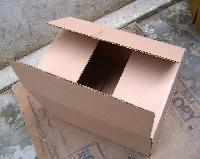 Non Printed Corrugated Box