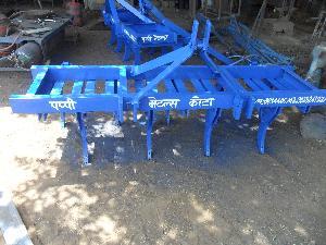 Tractor Operated Fix Cultivators