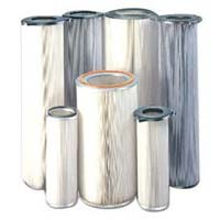 Pleated Dust Collection Filter Cartridges