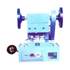 Automatic Compress Chain Making Machine