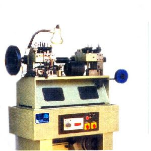 Automatic Foxtail Chain Making Machine