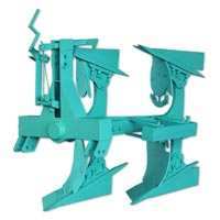 Mechanical Reversible Mb Plough