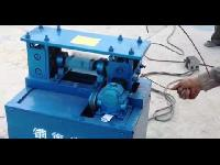Rods Straightening Machines