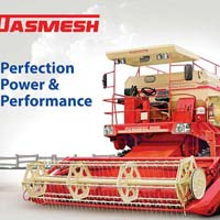 Dasmesh (9100) Self Propelled Combine Harvester
