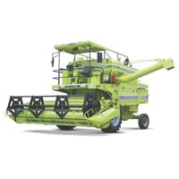 Dasmesh (7100) Self Propelled Combine Harvester