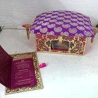 Chocolate Gift PacksDesigner Wedding CardsIndian Trays India