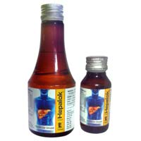 Hepalok Syrup (200 Ml) - Liver Care
