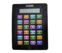 Ipad Shaped Solar Calculator