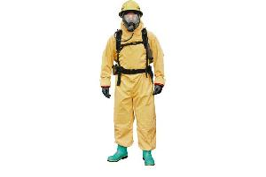 Chemical Handling Suit