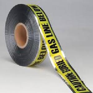 Underground Gas Line Tape