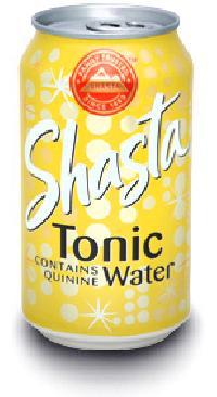Shasta Tonic Water, Soft Drink