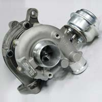 Car Turbocharger
