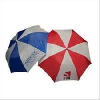 21 Inch Promotional 2 Fold Umbrella