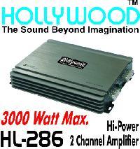 Two Channel Car Amplifier