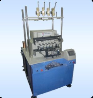 Fully Automatic Coil Winding Machine