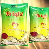 Bright Micro Refined Rice Bran Oil