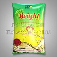 Bright Refined Rice Bran Oil