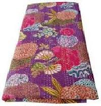 Cotton Printed Table Throws