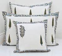 Printed Cotton Cushions
