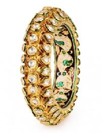 Polki Bangles - Manufacturers, Suppliers & Exporters in India
