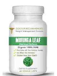 Moringa Leaf Capsules