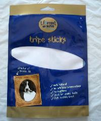 Two Side Sealed Pouches