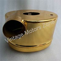 Royal Enfield Brass  Air Filter