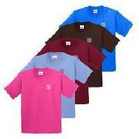 Round Neck Cotton T-Shirts