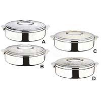 Deluxe Oval Hot Pot w SS Locks