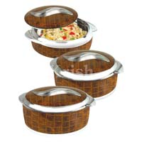 Sweet Hot Pot/casserole 3 & 4 Pcs Set