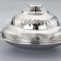 Ramdan Pot with Cover.