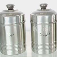 Retro Canister - Embossed T/S/C