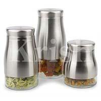 Storage Jar Set.
