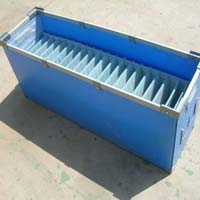 Plastic Corrugated Crate